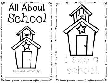 I Can Write: Back to School FREEBIE!