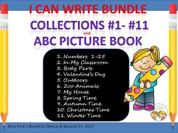 I Can Write Bundle