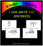 I Can Write CVC Sentences