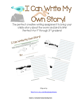 I Can Write My Own Story