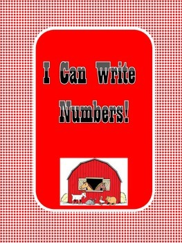 I Can Write Numbers