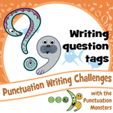 Punctuation Writing Challenges: Question Tags