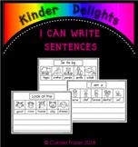 I Can Write Sentences