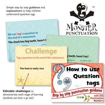 Punctuation Writing Challenges: Sentences with a Subject-Verb Inversion