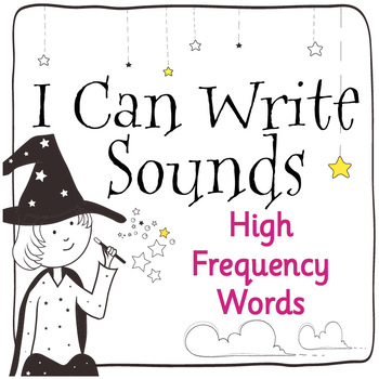 Magic Sounds Phonics: High Frequency Words (3-5 years)