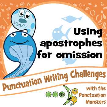 I Can Write an Apostrophe for Missing Letters