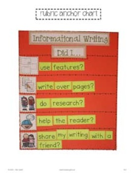 Writer's Workshop: Units 1-3 I Can Write by Kim Adsit aligned with Common Core