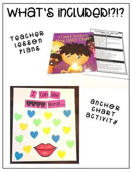I Can't Believe You Said That!- Behavior Basics Book Club