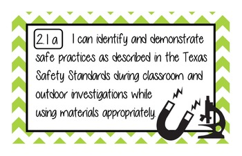 """""""I Cans"""" TEKS 2nd Grade - All Subjects BUNDLE PACK"""