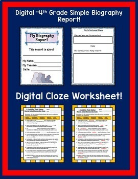 I Could Do That! Journeys 4th Grade Unit 5 Lesson 22 Google Drive Resource