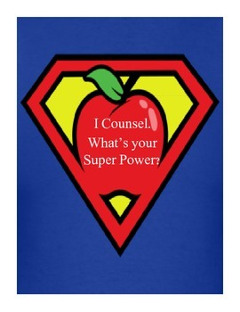 I Counsel. What's your Super Power? Sign