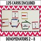 I Declare Fraction War: Compare fractions in different representations (Spanish)