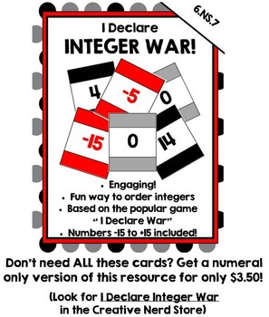 I Declare Integer War! Compare integers in different forms!