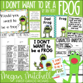 I Don't Want To Be a Frog ~ Book Companion