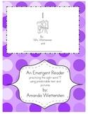 """""""I"""" Emergent Reader"""