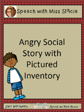 Angry Social Story