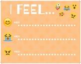 I Feel... (Emojis)
