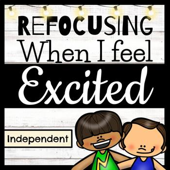 I Feel Excited /// Independent /// Refocus