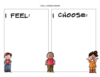 I Feel I Choose Board