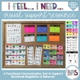 I Feel I Need Visual Cards and Boards (Special Education | Behavior Management)