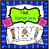 I Feel... Interactive Board for Emotions and Feelings