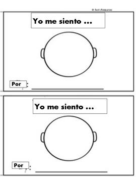I Feel.. (Spanish Version Yo me siento..)