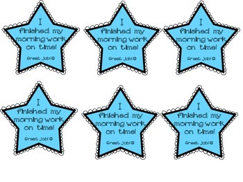 I Finished My Work! Star Ticket REWARD
