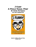 I Funny: A Middle School Story Book Unit