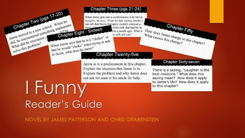I Funny Reading Guide