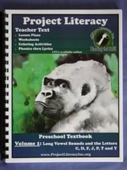 I Go Ape teacher literacy text