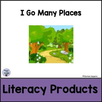 I Go Many Places