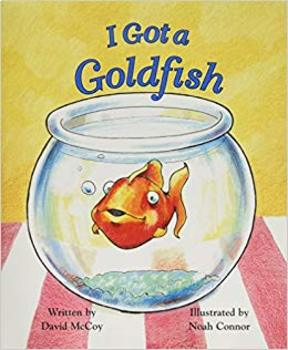 I Got a Goldfish Guided Reading Comprehension Packet