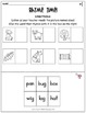 "I HAVE…WHO HAS? ""RHYME TIME!"" CVC words with 3 differentiated Follow-Up sheets"