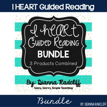 I HEART Guided Reading Bundle