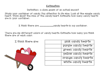 I HEART Investigations! Math and Science for Valentine's Day