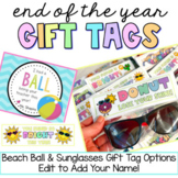 I Had A Ball Being Your Teacher This Year Editable End of