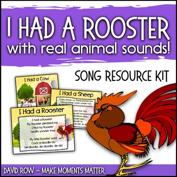 I Had a Rooster - Cumulative Folk Song