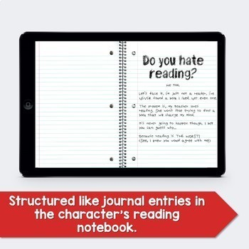 I Hate Reading: An eBook for Reluctant Readers