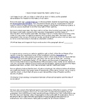 I Have A Dream Speech with comprehension questions throughout