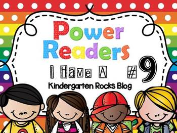 """""""I Have A"""" Power Reader"""
