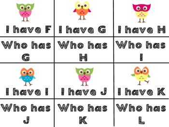 I Have HOO Has Owl ABCs