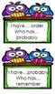 I Have Who Has Sight Word Bundle 2nd grade {Units 1-6}