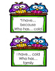 I Have Who Has for Sight Words 2nd grade {Unit 2}
