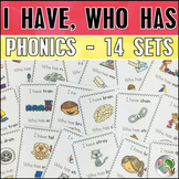I Have, Who Has (14 Sets) Bundle 2