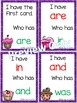 I Have, Who Has? ~ 1st Grade ~ Valentines Sight Word Game