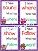 I Have, Who Has? ~ 2nd Grade ~ Valentines Sight Word Game