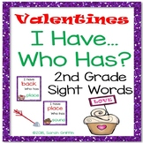 I Have, Who Has - Second Grade Sight Word Game