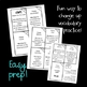 I Have, Who Has: 5th Grade Journeys Vocabulary Growing Bundle