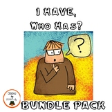 End of Year Review Common Core: I Have Who Has - 5th Grade Science Bundle