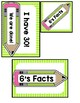 I Have Who Has? 6 Multiplication Facts